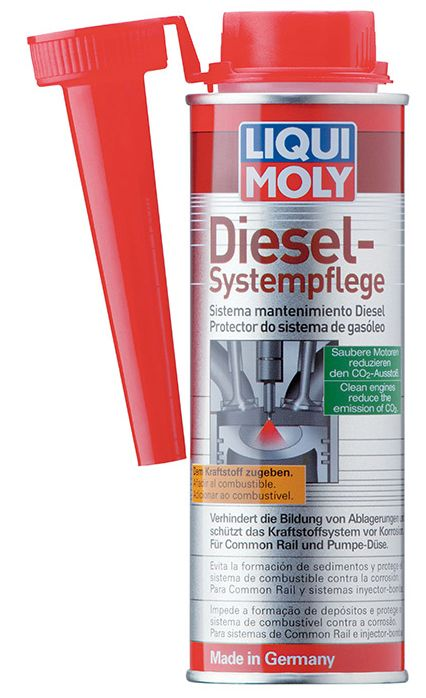 limpia inyectores liqui moly diesel systempflege. Black Bedroom Furniture Sets. Home Design Ideas