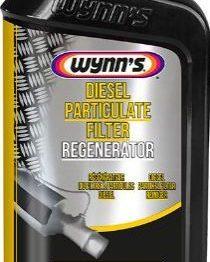 diesel-particulate filter regenerator